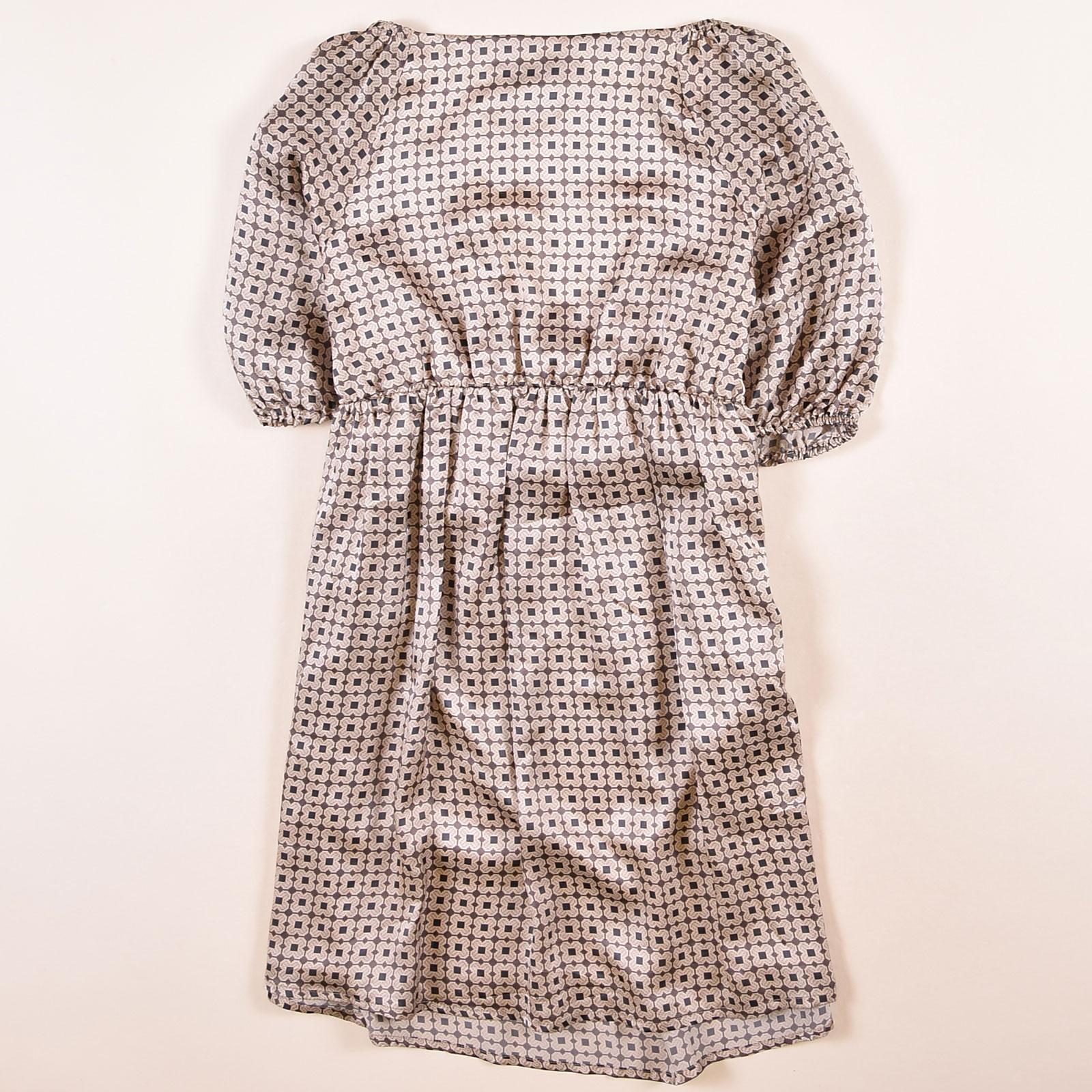 professioneller Verkauf Mode neueste kaufen Details zu Gant Damen Kleid Dress Gr.38 Seide Mehrfarbig, 62750