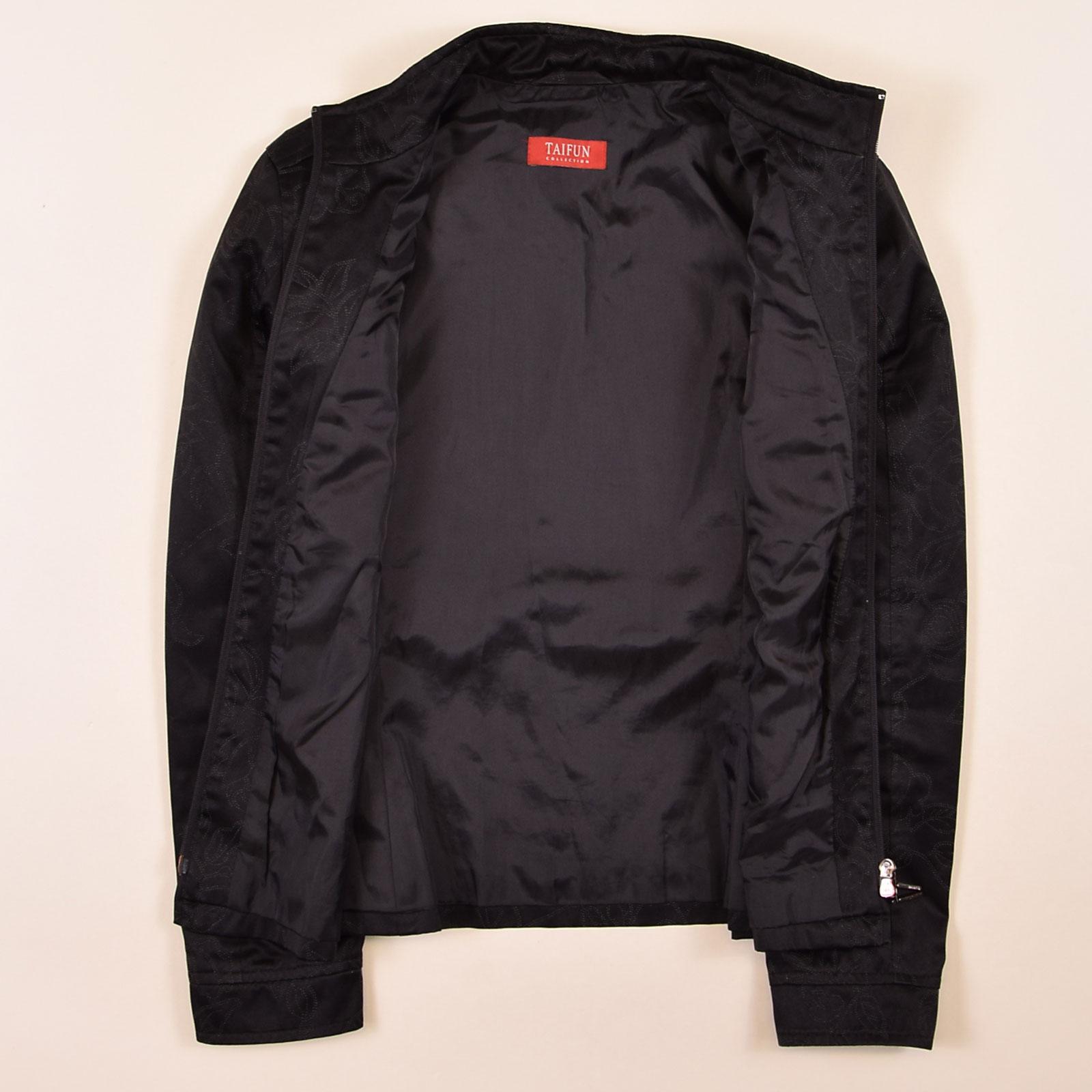 Taifun Damen Jacke Jacket Gr.40 Schwarz, 68428   eBay