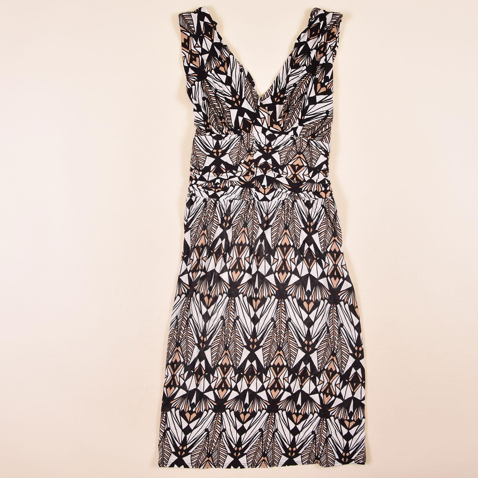Details zu Wallis Damen Kleid Dress Gr.14 (DE 14) Cocktailkleid Mehrfarbig,  14
