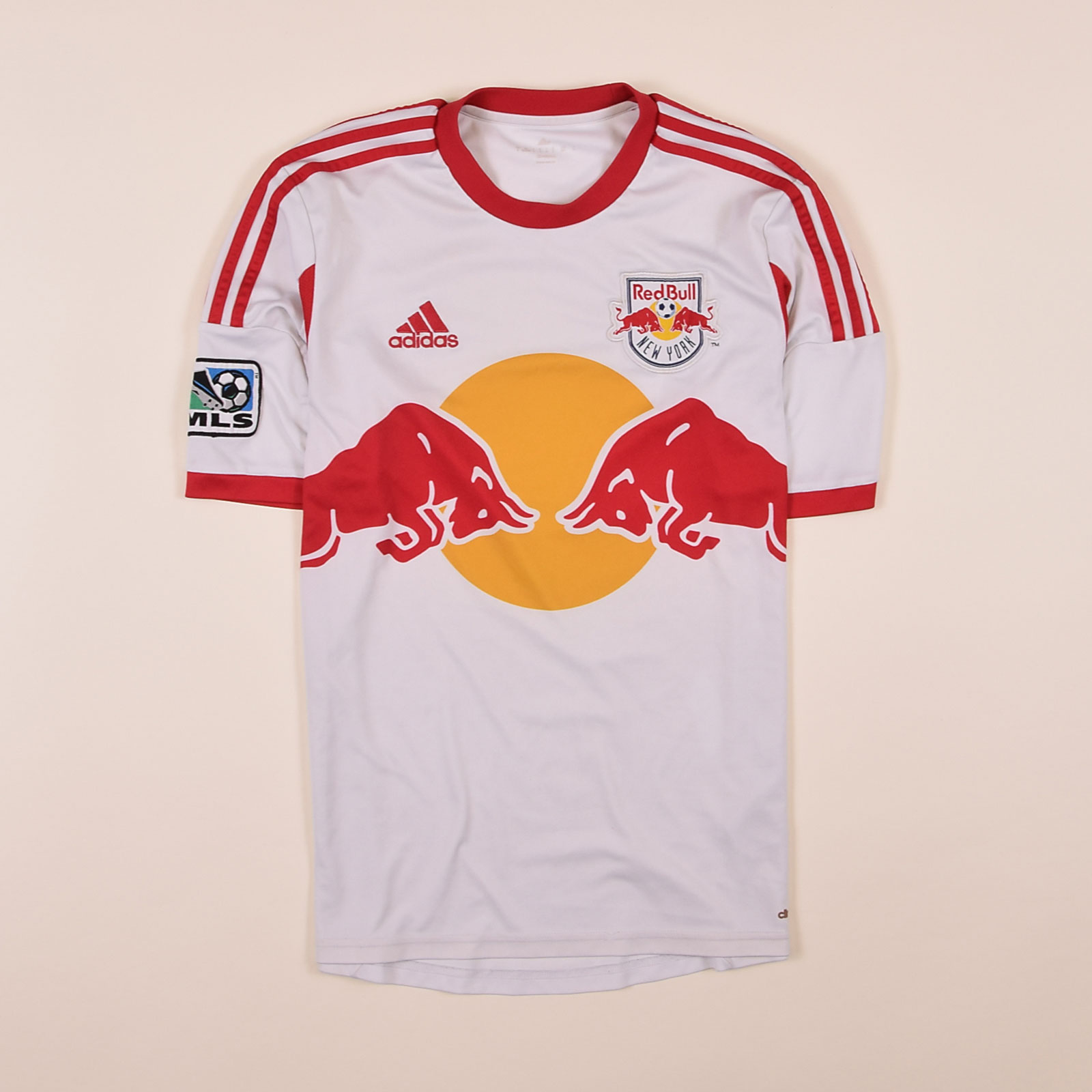 RED BULL NEW YORK NY Trikot Herren XL Adidas NYC Redbull