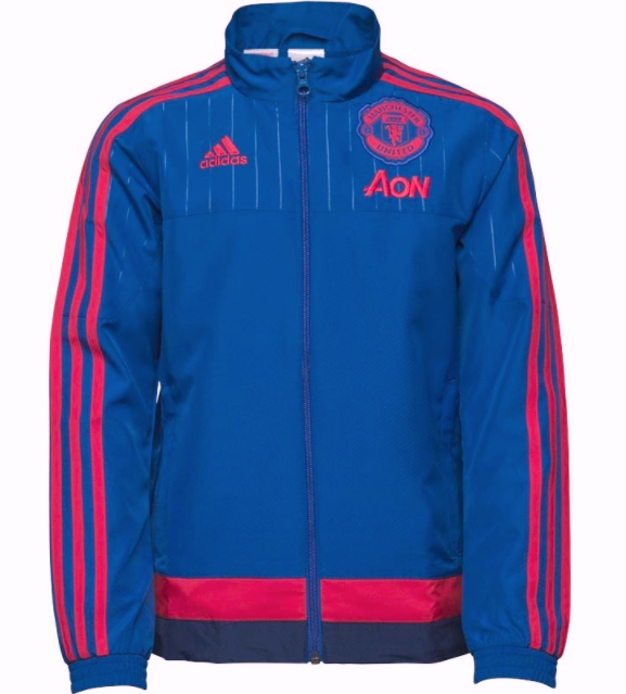 Adidas Junge Kinder Jacke Jacket Trainingsjacke Gr.152