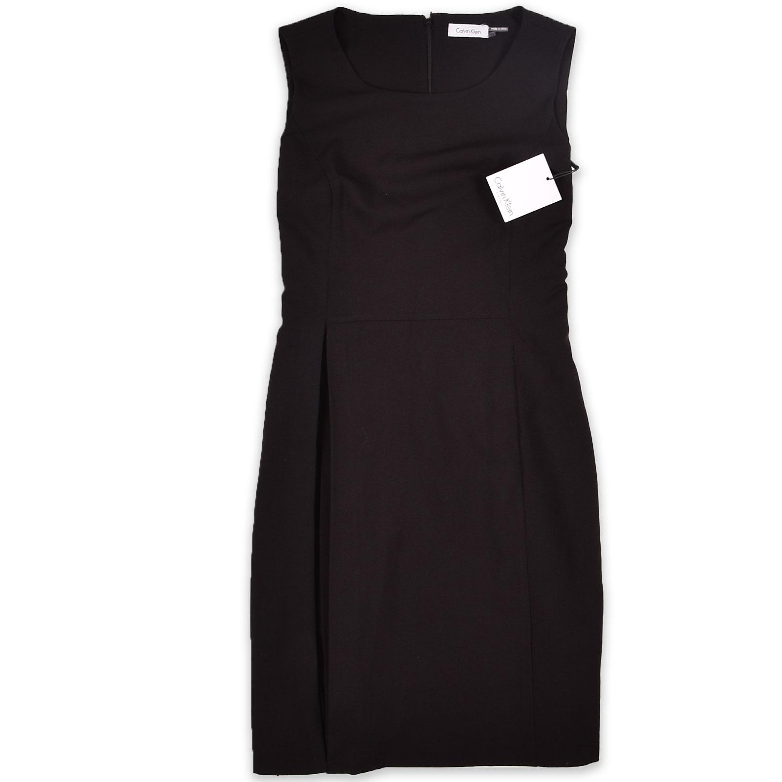 Calvin Klein Damen Kleid Dress Gr.12 (DE 40) Damenmode ...