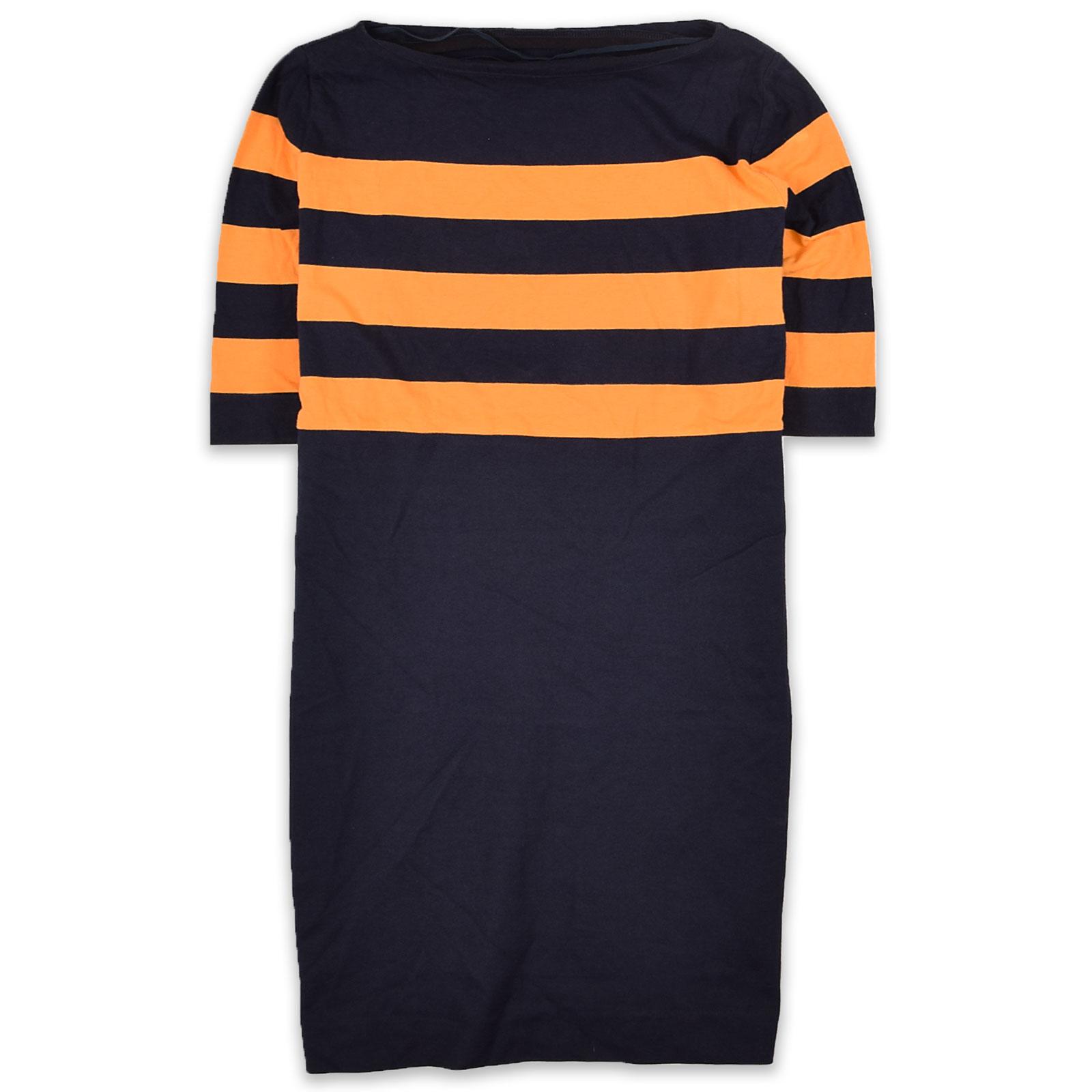 details zu cos damen kleid dress casual freizeit gr.s (de 36) tunika  mehrfarbig 97708